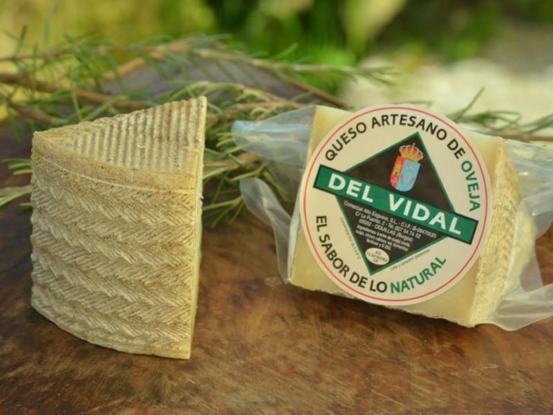 cuña queso curado 250 gramos