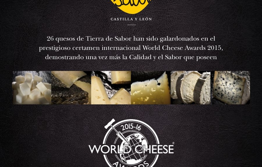 World Cheese Awards premia a los quesos de Castilla y León