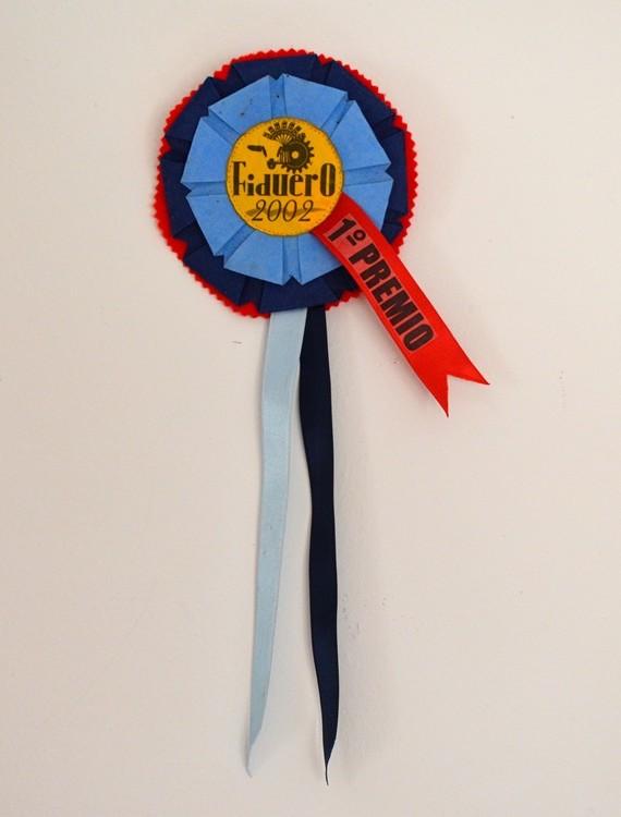 Fiduero 2002 primer premio