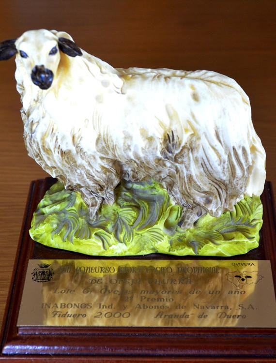 Fiduero 2000 Segundo Premio